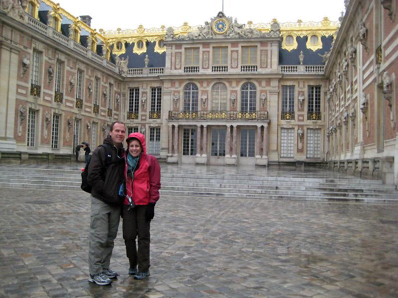 Palace of versailles paris france gregory czymbor for Architecte des batiments de france versailles
